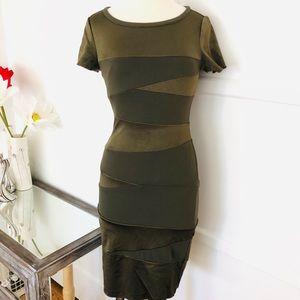 Diane Von Furstenberg Bodycon Dress ~ DVF